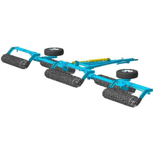 Агрегаты с кольчато-зубовыми катками (7)