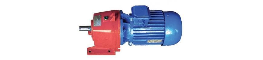 Электродвигатели, мотор-редукторы