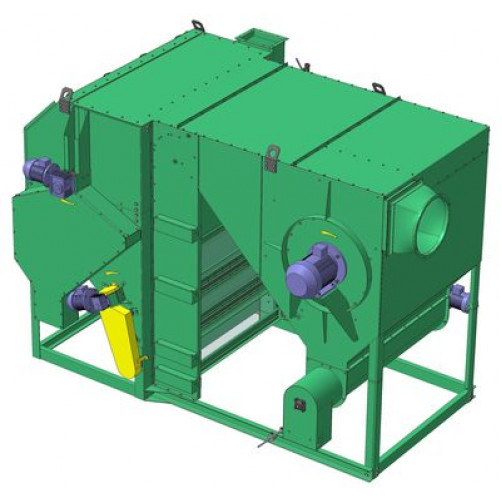 Машины предварительной очистки зерна (3)