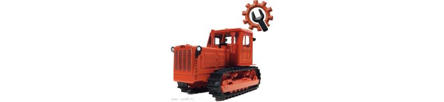 Запчасти к трактору Т-4