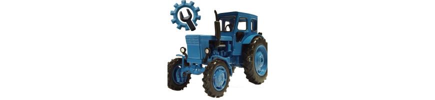 Запчасти к трактору Т-40