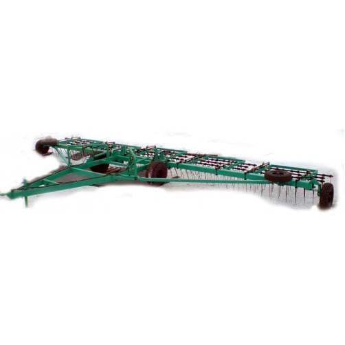Борона зубовая пружинная тяжелая УПА-БЗП-15