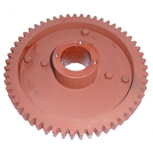 Колесо зубчатое СММ-06006 (триерный блок) металл (БТ1.03.00.001.000)