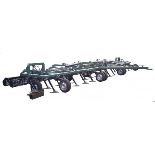 Культиватор АПК-10.8 с шевронными катками