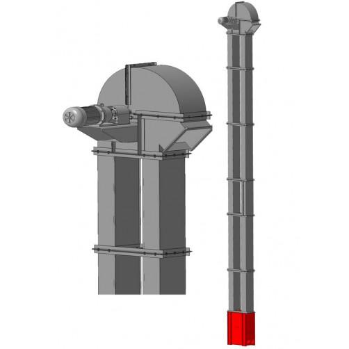 Нория НПЗ-50 (мотор-редуктор)