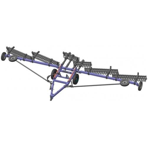 Широкозахватный винтовой каток УПА-КВ-15