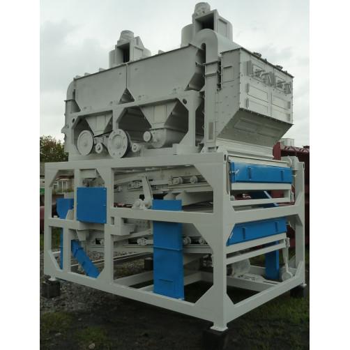 Воздушно-решетная зерноочистительная машина ЗМ-20Ф5