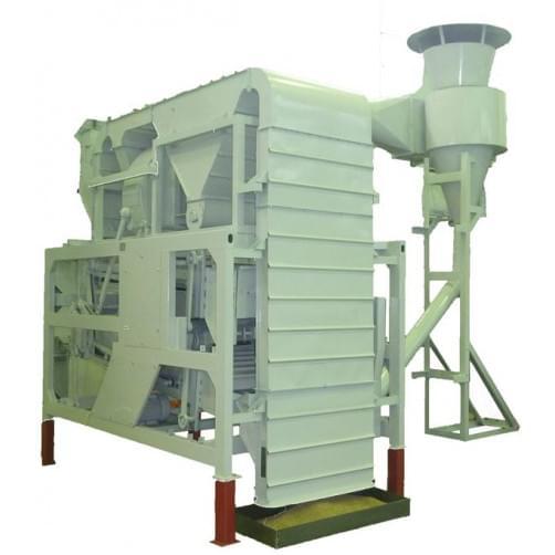 Воздушно-решетная зерноочистительная машина ЗМ-20Ф5+