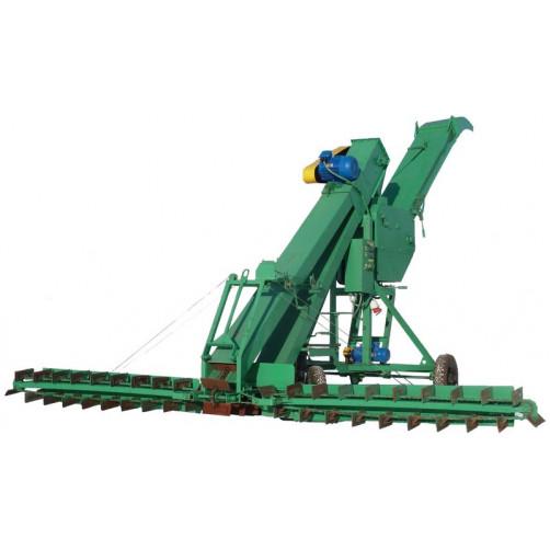 Зернометатель самопередвижной ЗМ-120 ПЧ-4.1
