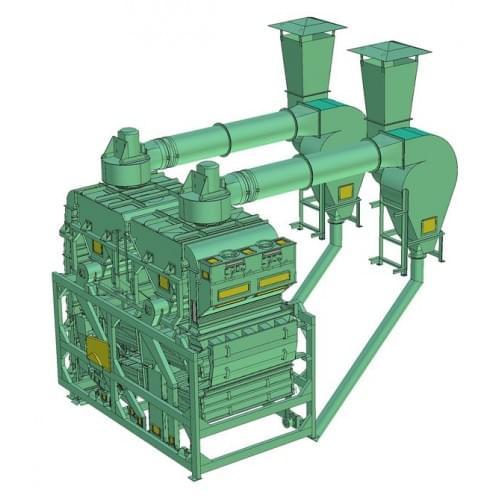 Зерноочистительная машина МЗП-50А