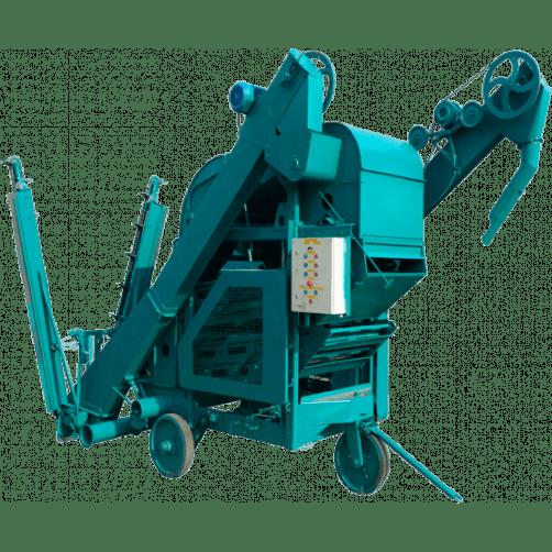 Зерноочистительная машина ОВС-25 самопередвижная