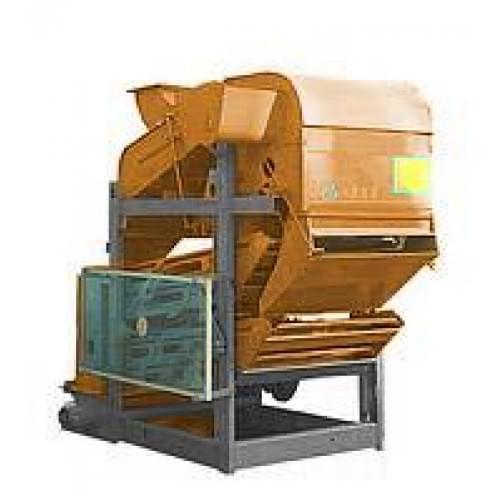 Зерноочистительная машина ОВС-25С стационарная